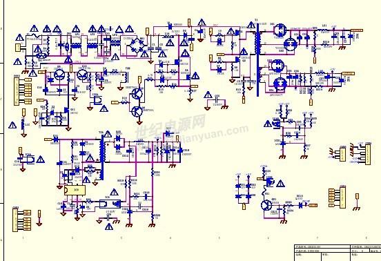 电路 电路图 电子 原理图 552_378