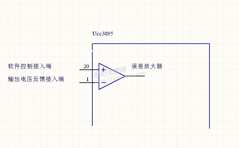 用ucc3895做移相电源的问题