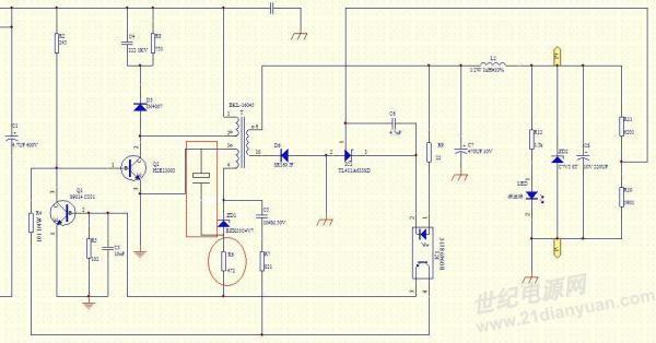 电路 电路图 电子 原理图 600_314