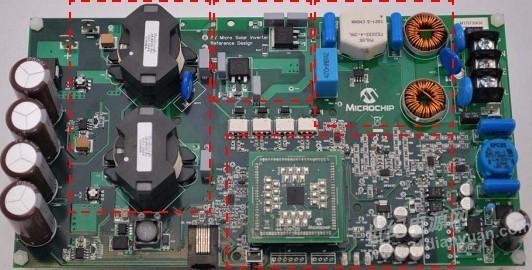 光伏并网逆变器原理图和源代码