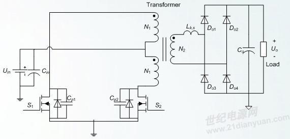 其本质相当于dcm下的buck电路,输出电压调整率变差.