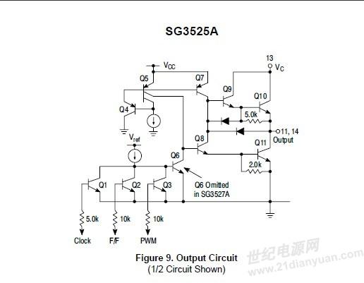 sg3525输出电压?