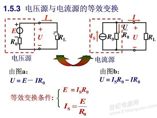 电压源串联电感等效为电流源?