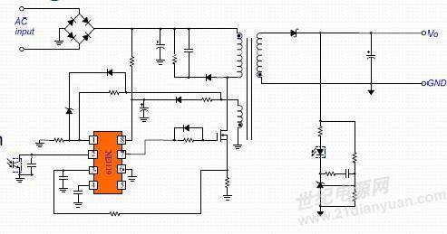 合适超级本电脑专用的适配器电源管理芯片ne1119方案!