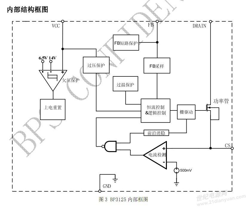 反激电源原边恒流控制(非psr ic)