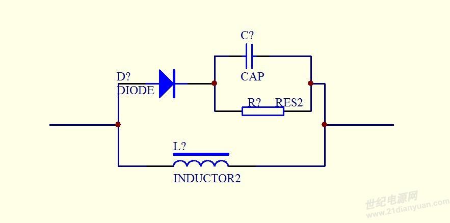 推挽升压电路加续流电感的一个奇怪的问题!