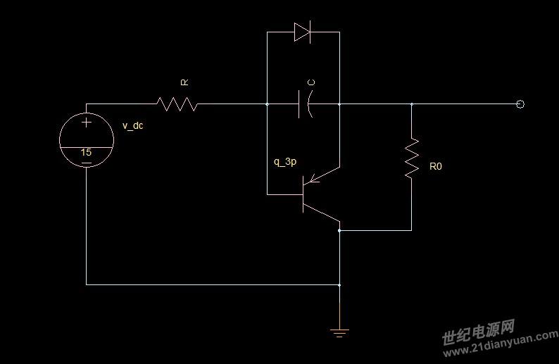 阻容耦合pnp共射放大电路工作原理