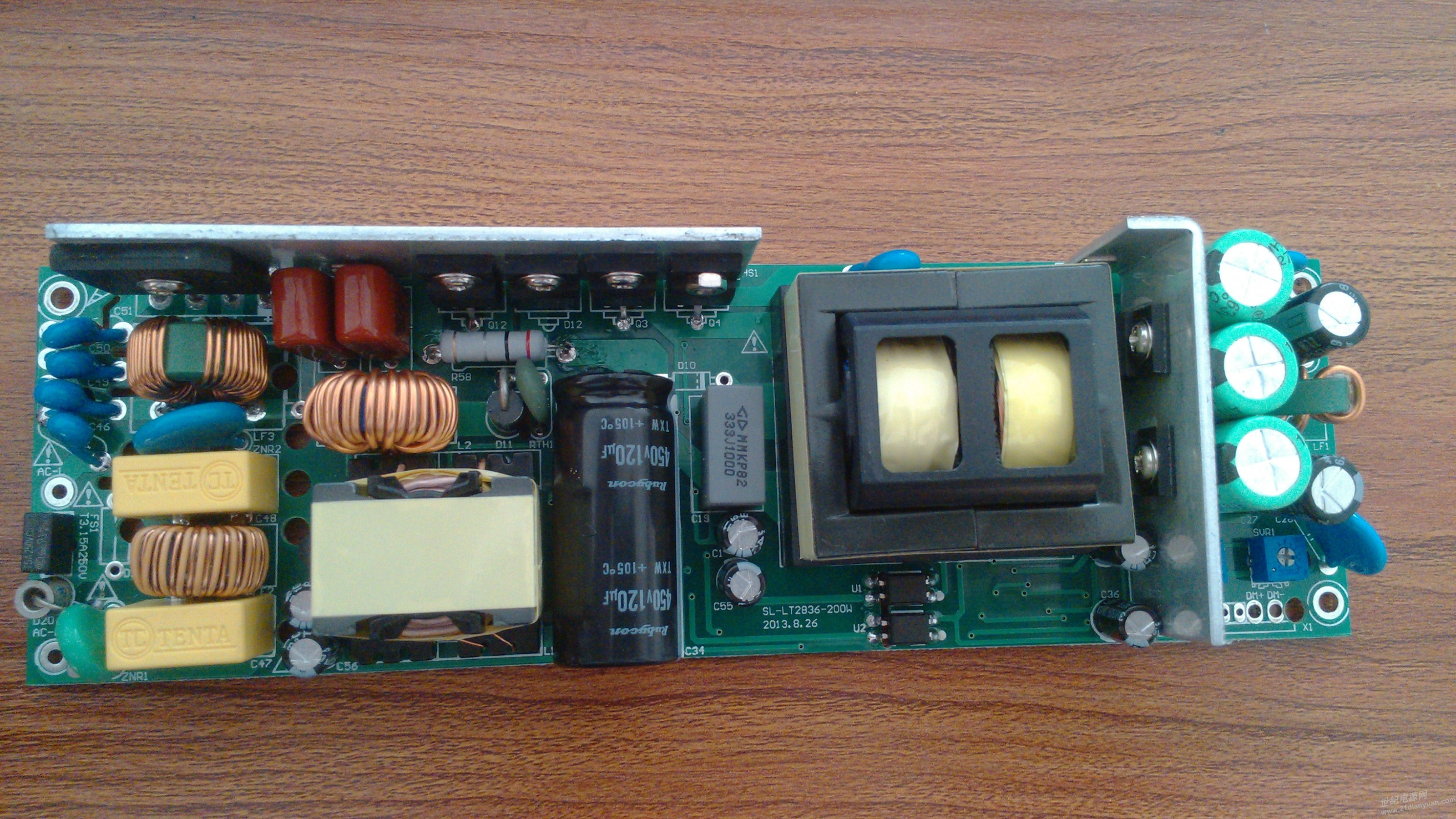 150w llc 同步整流 led电源