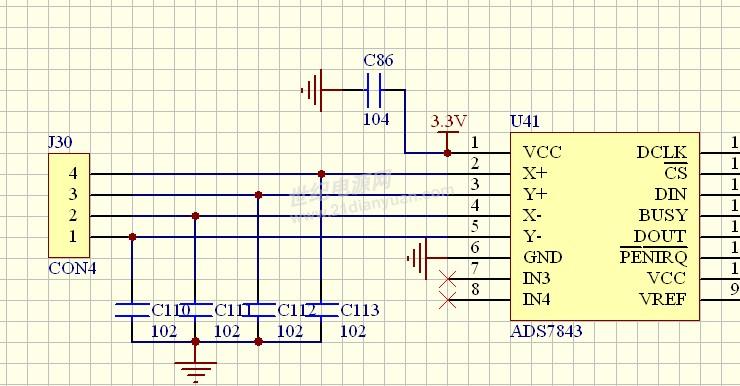 电路 电路图 电子 原理图 740_386