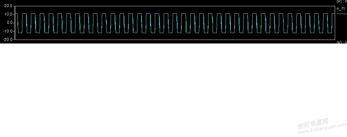 利用sg3525igbt的隔离型驱动电源,采用半桥拓扑