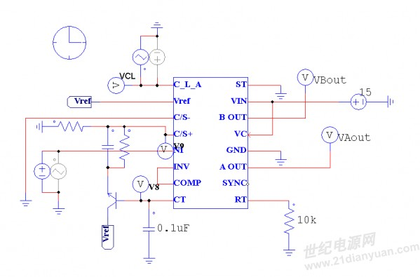 uc3846的检测电路