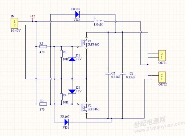 最近比较忙,现在更新ing 电路参数如下: [size=14.44444465637207px]用的是12V20AH电瓶供电,双管自激, [size=14.44444465637207px]MOS用的是IRFP460, [size=14.44444465637207px]高压包出来的电弧大概有2cm, [size=14.44444465637207px]然后高压包接初级线圈, [size=14.